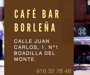 CAFÉ BAR BORLEÑA